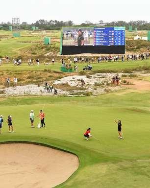 Campo olímpico de golfe será aberto ao público neste sábado