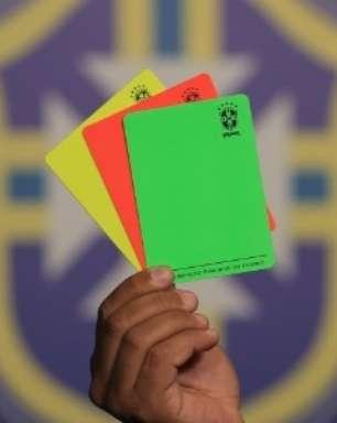 Para estimular o jogo limpo, CBF cria o cartão verde