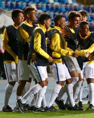 Brasil bate Equador e assume ponta no Sul-americano sub-17
