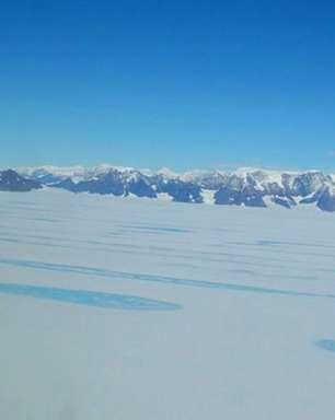 O que é o 'secador de cabelo', fenômeno meteorológico que ajuda a derreter a Antártida