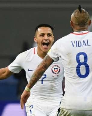 Chile busca mudança de patamar vencendo a Copa das Confederações