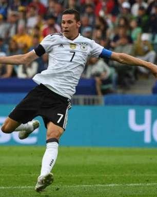 Copa das Confederações: Draxler é eleito o craque. Bravo, melhor goleiro