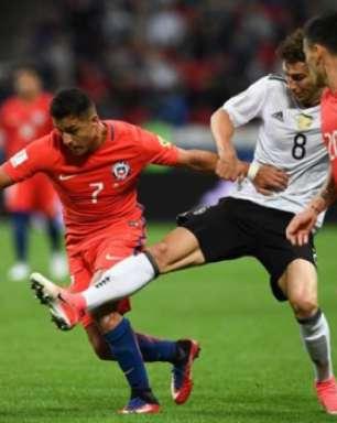 Alemanha x Chile: luta pela que pode ser a última Copa das Confederações