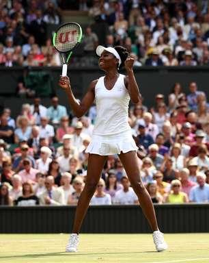 Muguruza e Venus Williams disputarão final de Wimbledon