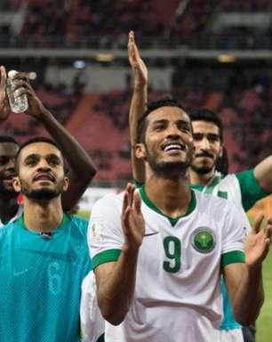 Arábia bate Japão e confirma volta à Copa após 12 anos