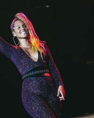 Alicia Keys diz que show no Rock in Rio marcou sua vida