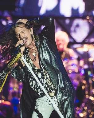 Atração do Rock in Rio, Aerosmith cancela show em Curitiba