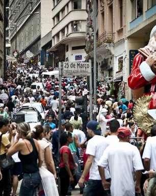 Abrasce: Shoppings preveem aumento de 7% nas vendas de Natal