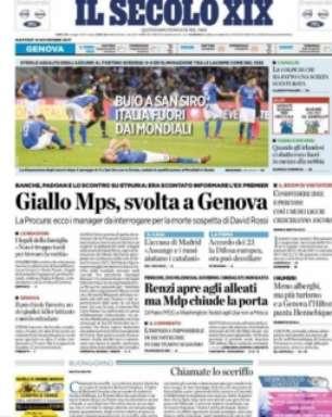 """Apocalipse"", Buffon e ""cabeça"" de Ventura: choro na Itália"
