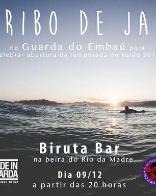 Reggae embala a Guarda (SC)
