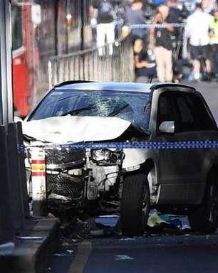 Dois suspeitos são presos após atropelamento em Melbourne