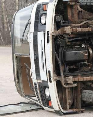 Mais de 30 pessoas morrem em acidente de ônibus no Quênia