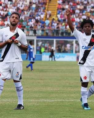 Vasco elimina Água Santa nos pênaltis e pegará Palmeiras