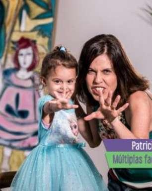 Múltiplas faces de uma mãe