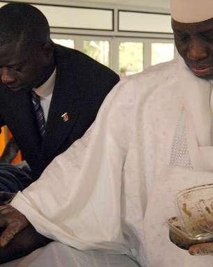 O líder africano que obrigou milhares de pessoas a se submeterem à sua cura falsa da Aids