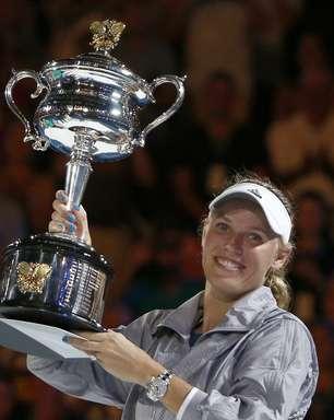 Wozniacki é campeã do Aberto da Austrália e volta ao topo