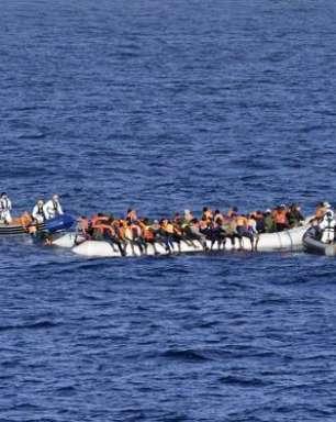 Naufrágio deixa ao menos 90 mortos na Líbia, diz ONU