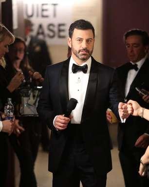 Kimmel encara desafio como apresentador do Oscar com #MeToo