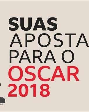 Quem vai ganhar o Oscar 2018?