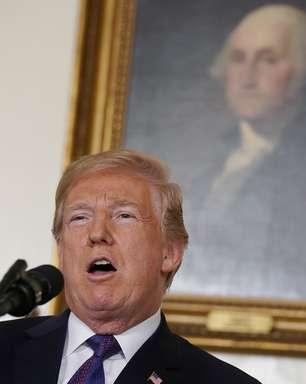 Trump agradece aliados e diz que ataque à Síria foi perfeito