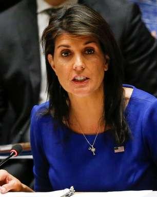 EUA anunciará novas sanções contra Rússia, diz embaixadora