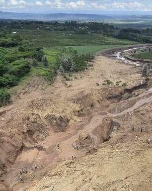 Rompimento de barragem deixa mais de 40 mortos no Quênia