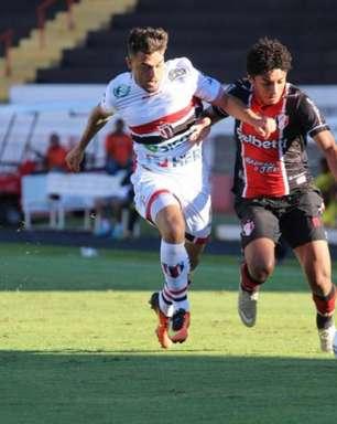 Joinville perde para Botafogo-SP e soma cinco derrotas seguidas