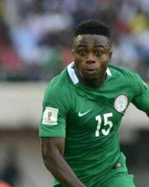 Nigéria perde atacante com lesão para a disputa da Copa
