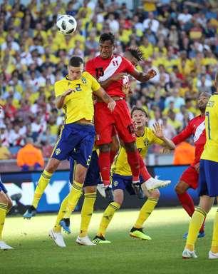 Peru empata com Suécia e aumenta série invicta antes da Copa