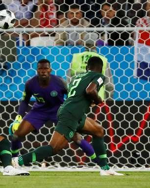 Confira as fotos de Croácia x Nigéria pela Copa do Mundo
