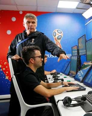 Fifa nega envio de vídeo e áudio do jogo contra Suíça à CBF