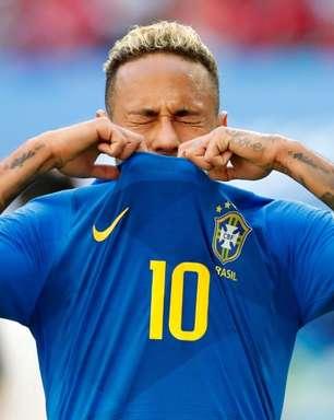 Neymar, entre o amor e o ódio