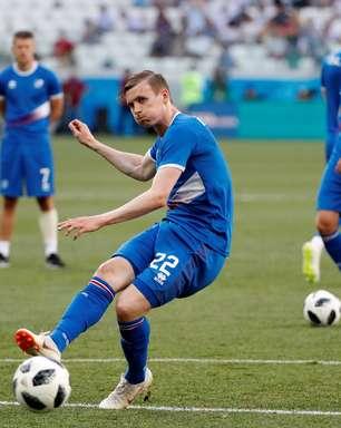 Veja fotos de Nigéria x Islândia pela Copa do Mundo