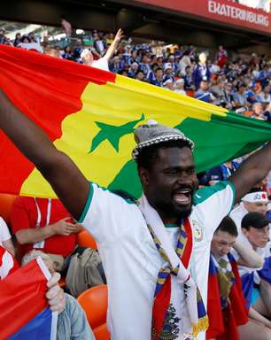 Veja fotos de Japão x Senegal pelo Grupo H da Copa