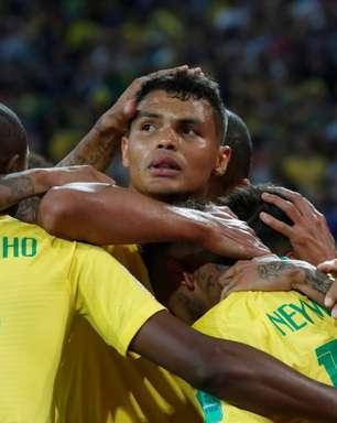 Brasil nunca perdeu para o México na história das Copas