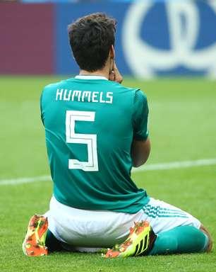 Em nota, Alemanha se desculpa com torcida por vexame na Copa