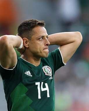 'Epidemia de gripe' atinge seleção mexicana, rival do Brasil