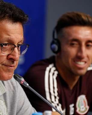 """Osorio: """"futebol é jogo de homens"""" e Neymar fez """"palhaçada"""""""