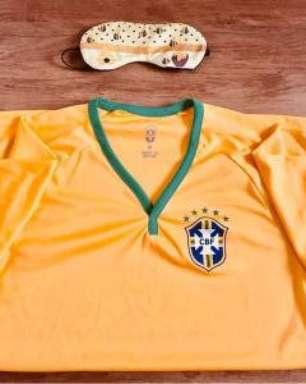 Aproveitando os jogos do Brasil para cochilar, hein? Tô de olho!