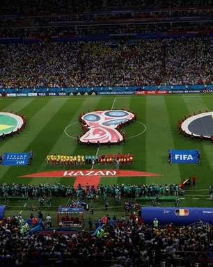 Veja fotos de Brasil x Bélgica pelas quartas da Copa