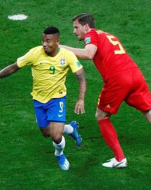 'Tiraram um pedaço de mim', diz Jesus sobre Copa sem gols