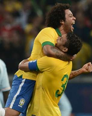 Marcelo e Thiago Silva já venceram 'geração belga'