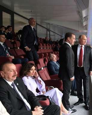 Com apoio do povo e de Putin, Rússia pega Croácia por semi