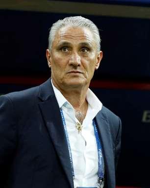 CBF quer Tite na seleção mesmo após eliminação na Copa