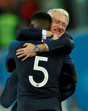 França adia sonho belga e garante primeira final sem Zidane