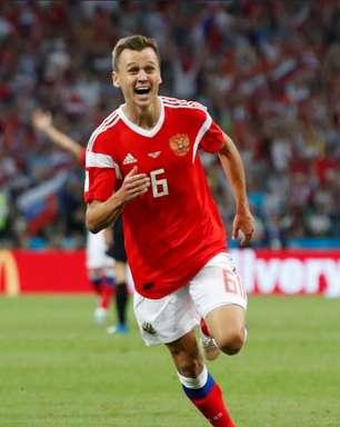 Médico da Rússia admite uso de amônia em jogadores na Copa