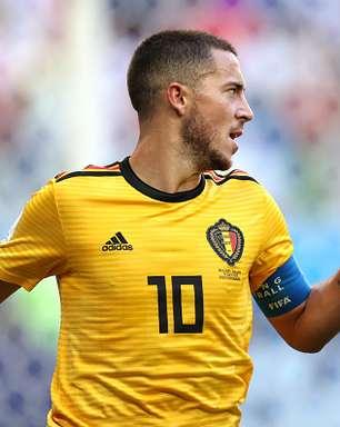 Hazard diz que é o melhor da Copa: 'daria a mim o prêmio'