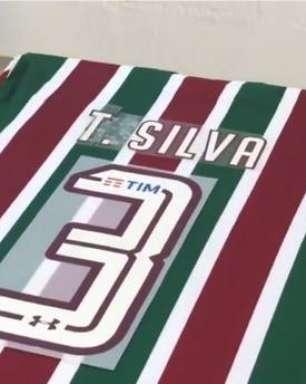 Após Copa do Mundo, Thiago Silva faz treinos físicos no Fluminense
