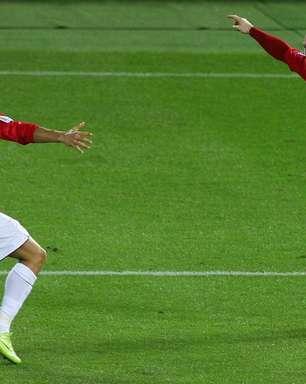 'Com CR7, Juventus vai ganhar a Champions', garante Rooney