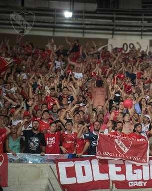 Independiente pede que torcedores não imitem macacos